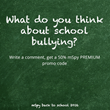 mSpy Launched a Survey to Examine a School-Bullying Phenomena