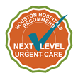 Houston Hospitals Recommend Next Level Urgent Care for Convenience and After Hours