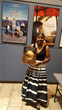Odile Koudou Author of 'The Blessing Legacy' With a Special Achievement Award