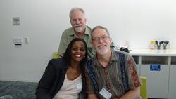 Aug 2016 UTC #148 Katrina Parrott, Peter Edberg & Rick McGowan