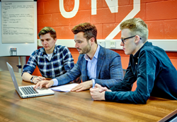 The team at Unity Online provide digital marketing solutions for SMEs