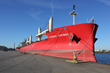 Fednav welcomes new ship featuring innovative ballast system at Port of Indiana
