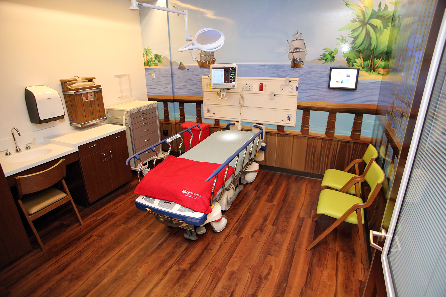 Www Florida Hospital Emergency Room