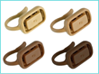 Clips come in four skin tones