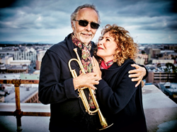 Herb Alpert and Lani Hall by Dewey Nicks