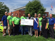 Ideal CU Gives $7,500 During Annual Community/90th Anniversary Celebrations