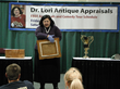 Dr. Lori, Celebrity Antiques Appraiser