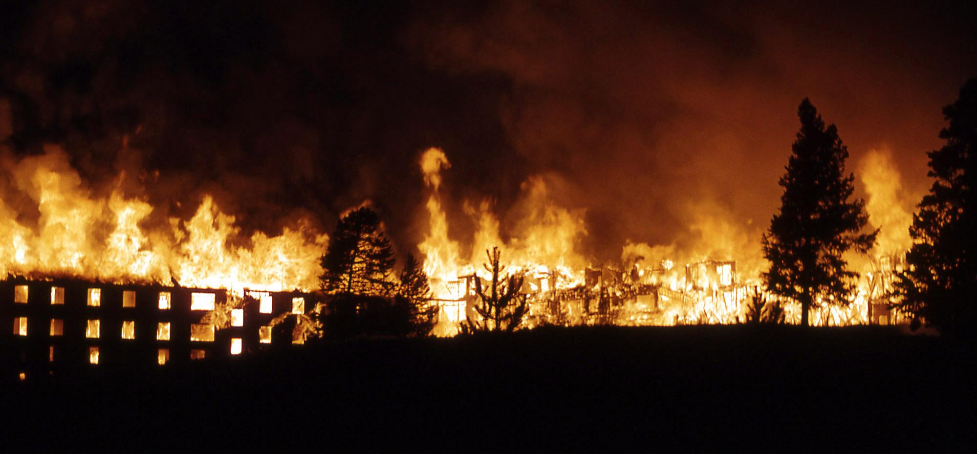 Destruction Of Property Valued Over