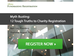 Myth Busting: 12 Tough Truths to Charity Registration