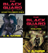 "Sci-Fi Series ""The Black Guard"" Follows Young Girl Conscripted Into the Military"