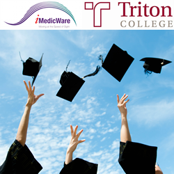 Triton College has selected iMedicWare as its technology partner for its Ophthalmic Technician program