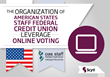 OAS Staff Federal Credit Union Leverage Online Voting to Elect the Board of Directors and Credit Committee
