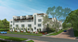 Irving on Park, New Boutique Townhomes Coming to Downtown Orlando Near Park Lake