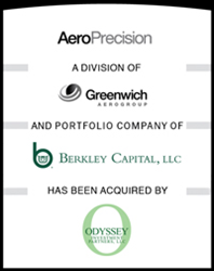 BlackArch Partners Advises Berkley Capital on Sale of Aero Precision Industrie