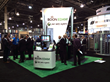 The Boon Edam booth always sees a lot of tradeshow action!