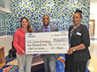 Andrews Federal Credit Union Makes Donation to Purchase School Uniforms