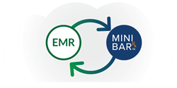 Medent EMR Teams up with MinibarRx