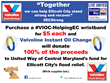 Valvoline Instant Oil Change Helps Ellicott City Relief Fund After Flooding