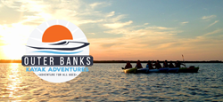outer banks kayak tours and SUP tours