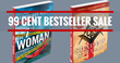 International Bestsellers at 99 cents for Limited Time Only From Le French Book