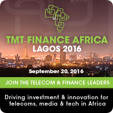 TMT Finance Africa in Lagos 2016