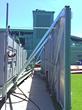 All Weather Sound Panels inside enclosure