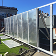 All Weather Sound Panels installation