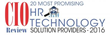 HRsoft Named Among 20 Most Promising HR Technology Solution Providers by The CIOReview