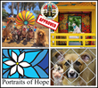 Pet Adoptions Through Public Art: For its Next Civic Initiative, Portraits of Hope Will Revitalize Los Angeles County Animal Shelters into Vibrant Artworks
