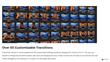 FCPX Plugin - TransFold Volume 4 - Pixel Film Studios