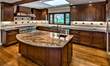 Wm. H. Fry Construction Co. won first place in the Residential Kitchen category in the 5th Annual PureBond® Quality Awards competition with their custom kitchen made with Cherry and Maple PureBond®.