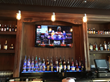 Mountain Woodworks won first place in the Commercial category in the 5th Annual PureBond® Quality Awards competition with their creation of a restaurant bar back installation featuring Walnut PureBond