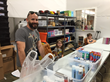 In addition to school supplies, toothpaste, shampoo, deodorant and other hygiene products are offered to needy families in the Vinton-Shellsburg Community School District.