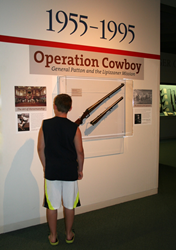 "Cody Firearms Museum ""Operation Cowboy"" Exhibit"