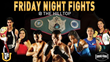 University of San Francisco Athletics Presents Friday Night Fights at the Hilltop