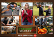 Tune in this weekend to FARMERS MARKET FLIP on Sunday August 28th at 11:30am on FOOD NETWORK
