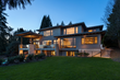 Blu Bathworks home in West Vancouver features interior design by Gottschalk Design Inc