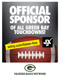 JX Peterbilt partners with Packers Radio Network