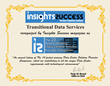 InsightSuccess Features Transitional Data Services in Report of 10 Fastest Growing Data Center Solution Providers 2016