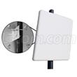 L-com Debuts Dual-Polarized, High-Density MIMO Antenna