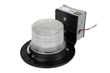 Class 1 LED Beacon with 30 Strobing Patterns and a Motion Sensor
