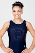 Plum Practicewear Introduces Limited Edition Leotard that Shimmers with Patriotic Pride and Heartfelt Love