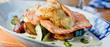 Salmon w/ zucchini