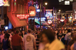 Memphis' Beale Street is known worldwide as a place for great live blues as well as fabulous food and nearby attractions such as the Rock 'n' Soul Museum and Beale Street Landing for river viewing.