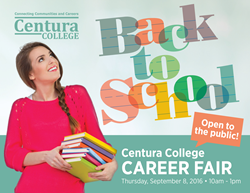 Centura College Columbia career fair