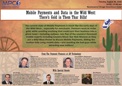 Love, Wilfahrt, Monroe, Ciortan, Bakker speak at Mobile Payments Conference 2016