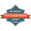 "CallTrackingMetrics Named in G2 Crowd's ""Top 25"" 2016 Rankings for Mid-Market Software"