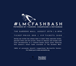 2016 #LMCFashBash