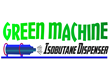 For safe and fast extractions: The Green Machine.