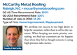"McCarthy Metal Roofing Featured as National ""Client Experience Leader"""